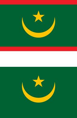 Предлог за промена на знамето на Мавританија